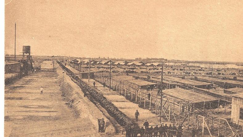 Obóz Strzałkowo