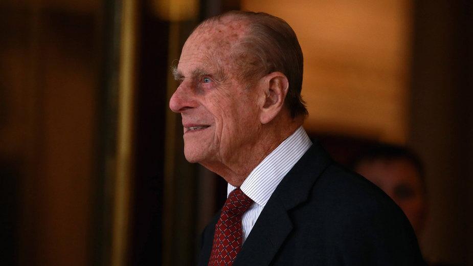 Wielka Brytania: Książę Filip przeszedł operację serca. Komunikat Pałacu Buckingham