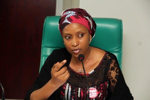 Ms Hadiza Bala Usman, Managing Director of Nigerian Ports Authority [SaharaReporters]