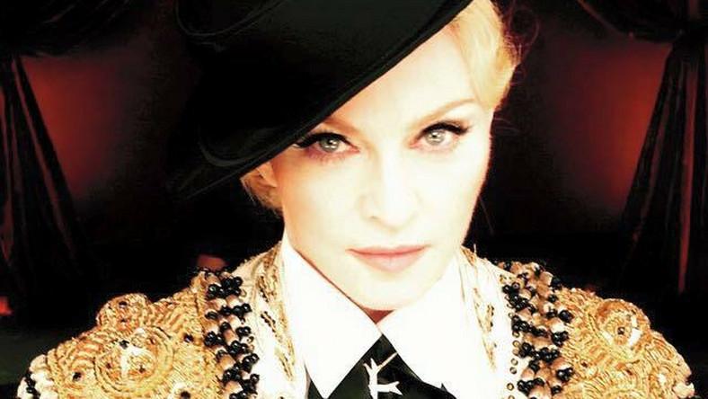 Madonna spotykała się z Tupakiem