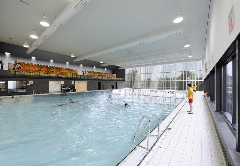 Nowy basen przy Wejherowskiej we Wrocławiu