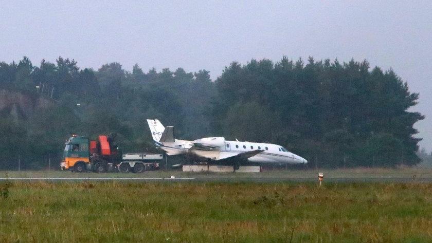 Katastrofa lotnicza w Danii. Na pokładzie ekipa wokalistki Pink