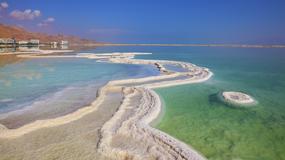 Izrael i Jordania wybudują 200-kilometrowy wodociąg, który uratuje Morze Martwe
