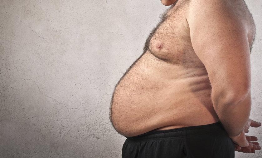 Praca wpływa na otyłość