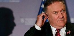 Szef amerykańskiej dyplomacji oburzony atakami na bazy lotnicze w Iraku