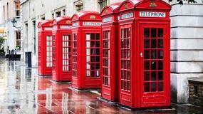 Kultowe budki telefoniczne znikają z brytyjskich ulic