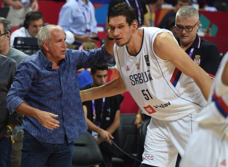 Košarkaška reprezentacija Srbije, Košarkaška reprezentacija Turske