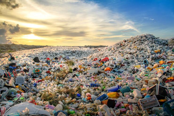 plastika otpad