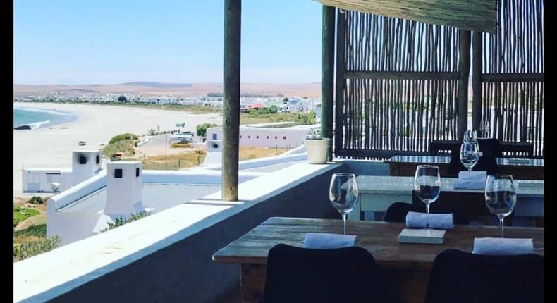 The top 3 best restaurants in Africa are all in the same country