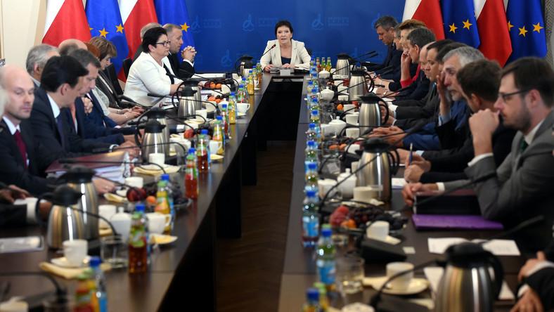 Wyjazdowe posiedzenie rządu