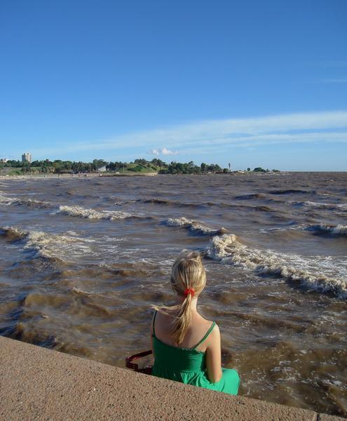 Rambla w Montevideo