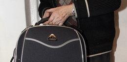 Lokatorze wróć po swoją walizkę!