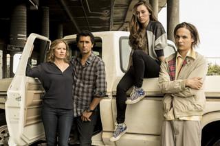 'Fear The Walking Dead' - sezon 1. Wywiad z Kim Dickens