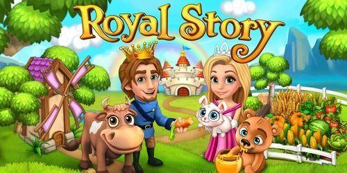 gameplanet Royal Story