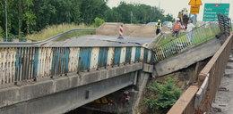 Złamał się wiadukt w Katowicach! Kierowców czekają potężne korki