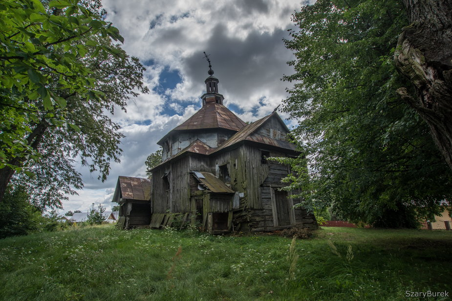 Cerkiew w Miękiszu Starym