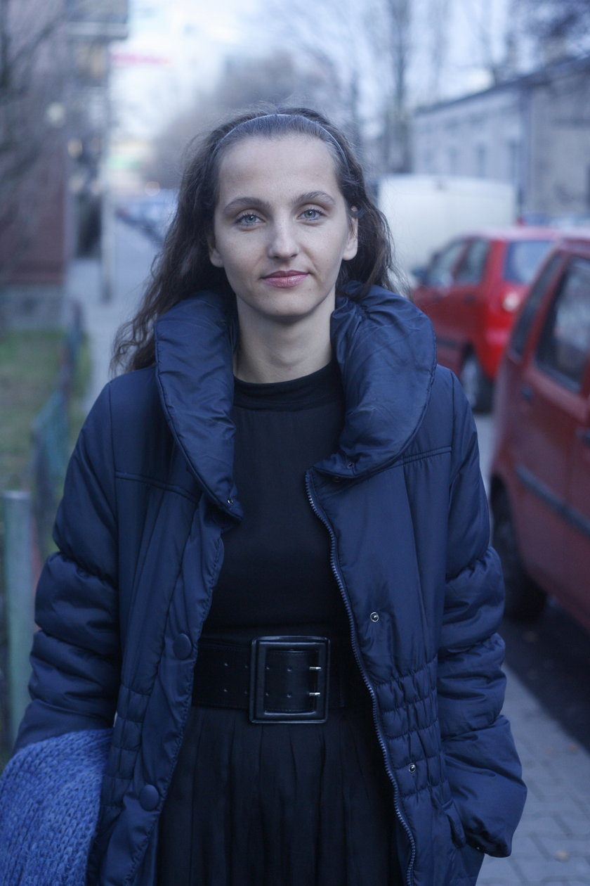 Karolina Gałecka z ZDM