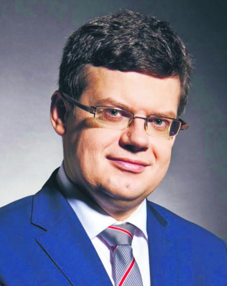 """Dr hab. Krystian Markiewicz, sędzia Sądu Okręgowego w Katowicach, prezes Stowarzyszenia Sędziów Polskich """"Iustitia"""""""