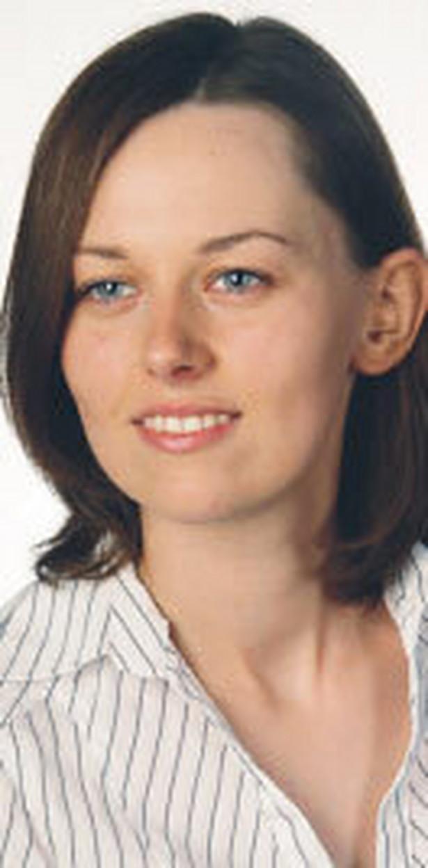 Anna Mazgal z Pozarządowego Biura Rzecznictwa i Interwencji Ogólnopolskiej Federacji Organizacji Pozarządowych
