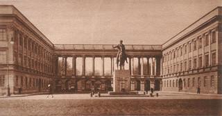 Na senackiej komisji kultury pierwsze czytanie ustawy o odbudowie m.in. Pałacu Saskiego