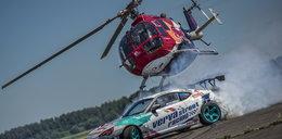 Baumgartner gonił Przygońskiego helikopterem. Drifter: byłem przerażony