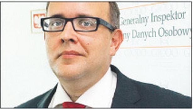 dr Wojciech Rafał Wiewiórowski | generalny inspektor ochrony danych osobowych