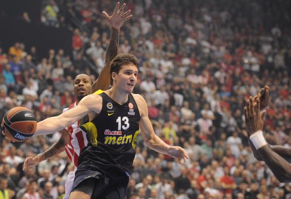 Čeka ga NBA karijera: Bogdan Bogdanović