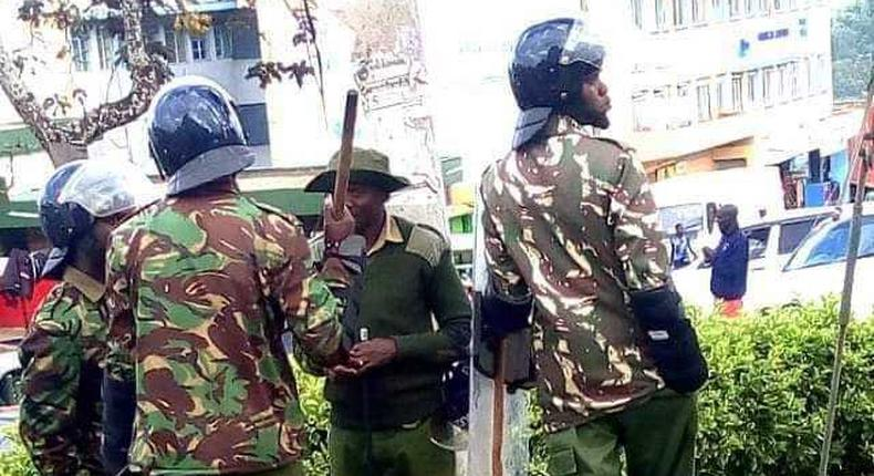 Clash expected in Kabarnet town after anti-riot police was deployed to stop DP William Ruto's supporters from demonstrating