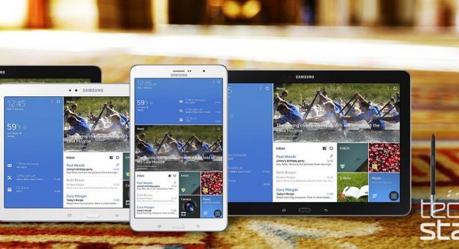 CES: Samsung Galaxy NotePro & TabPro mit 8,4 bis 12,2 Zoll