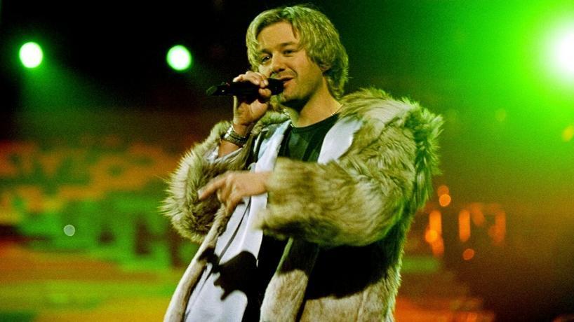 Eurowizja 2001 - Andrzej Piaseczny