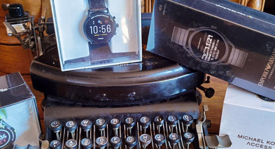 Vergleichstest: 4 Fossil-Smartwatches mit Wear-OS
