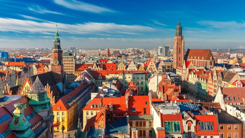 Dochody z globalnej turystyki