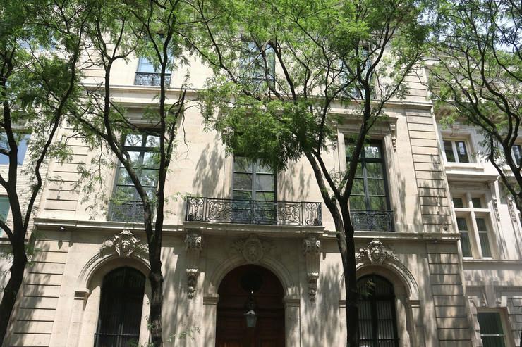 Jeffrey Epstein's Manhattan residence