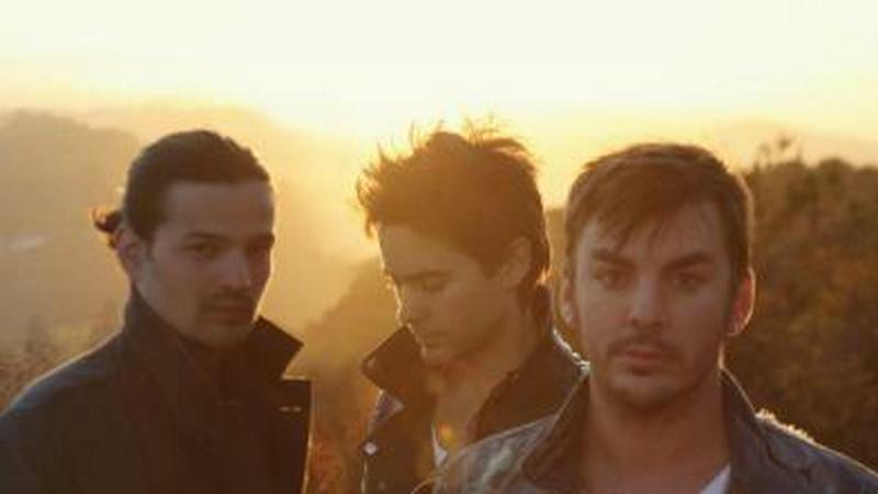 30 Seconds To Mars (fot. oficjalna strona zespołu)