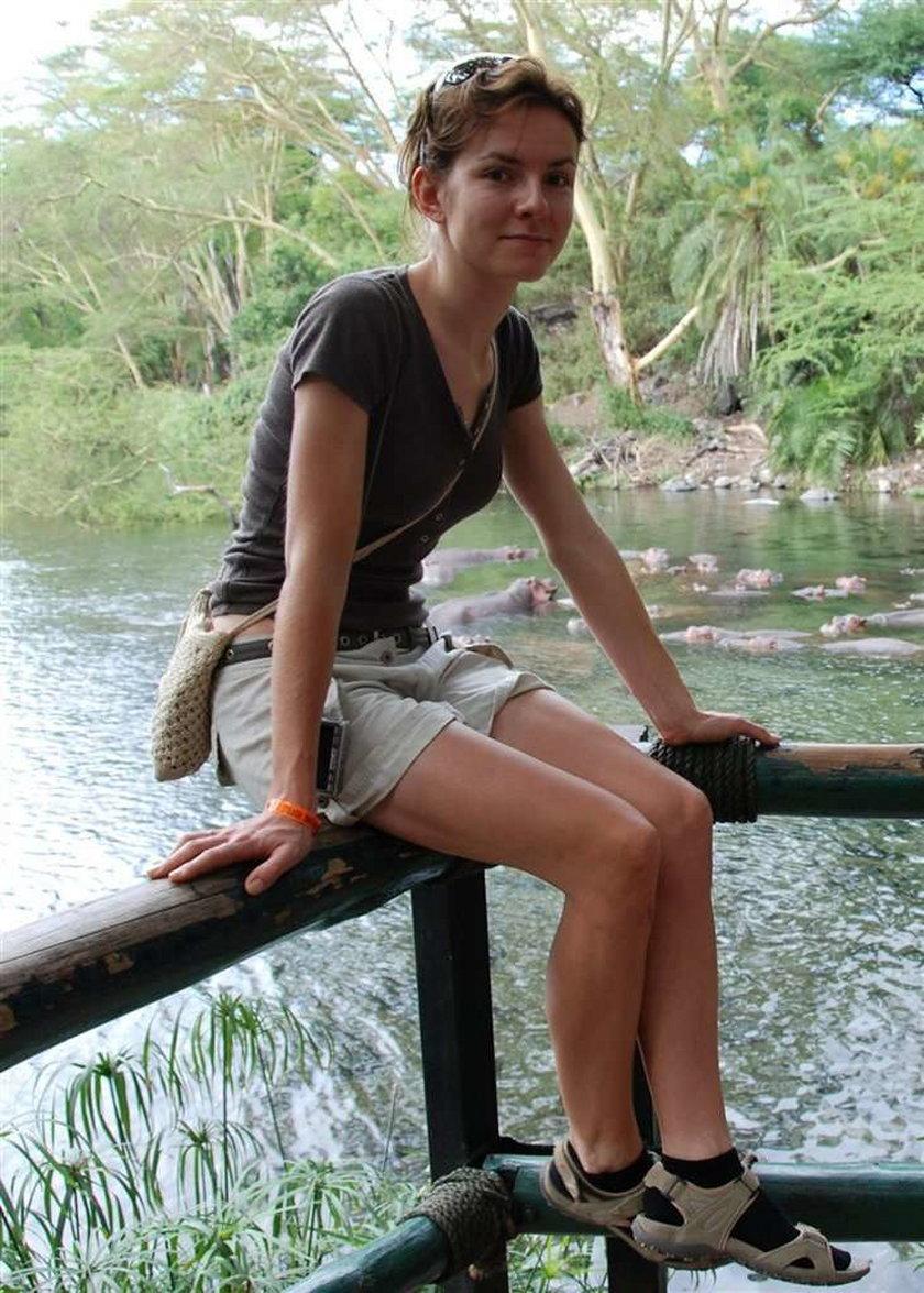 Srebrna Maja na urlopie