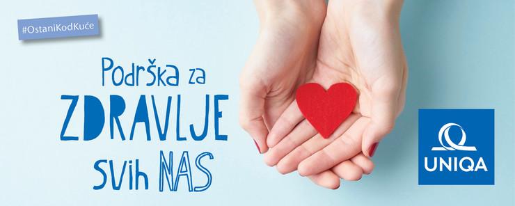 UNIQA Donacija