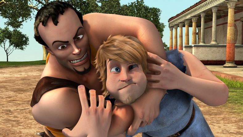 Tymon prawie jak Gladiator