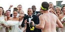 Koszmarne zdjęcia weselne