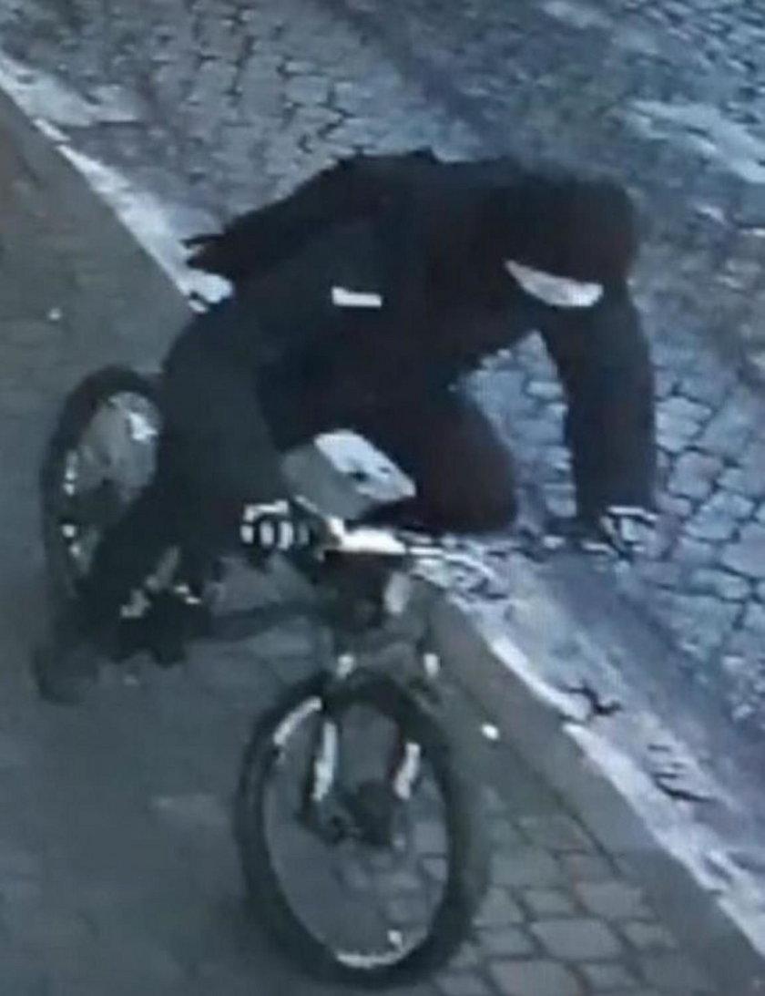 Napad na jubilera w Gdańsku.