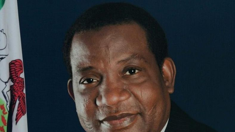 Gov. Simon Lalong of Plateau State