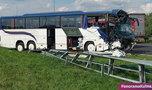 Dramatyczny wypadek z udziałem dzieci pod Kutnem. 10 osób rannych