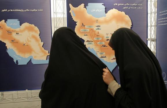 Iran, nukelarke