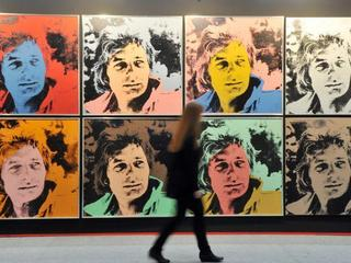 Gunter Sachs andy warhol