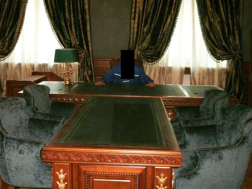 Putin dostał pałac