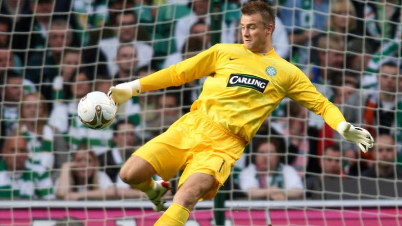 Boruc został najlepiej opłacanym pilkarzem ligi szkockiej