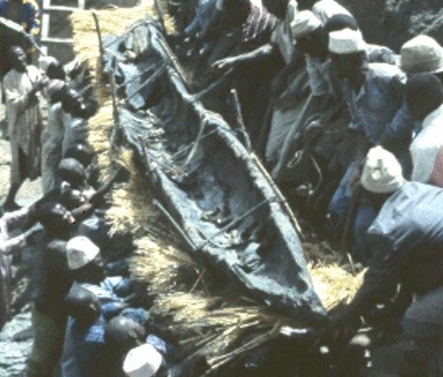 dufuna canoe of nigeria