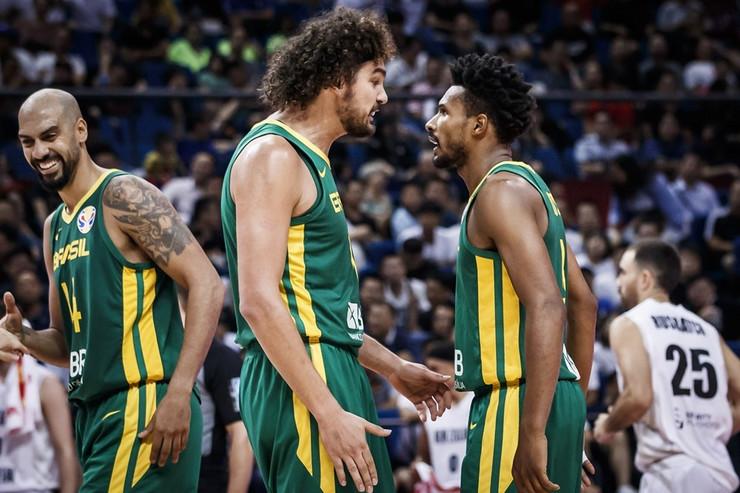 Košarkaška reprezentacija Brazila