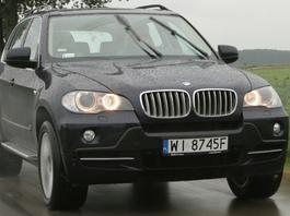 Będziesz Miał Wydatki – używane BMW X5 II/X6 I