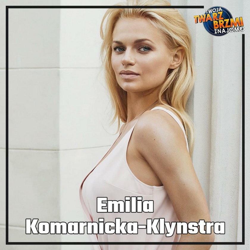 Emilia Komarnicka-Klynstra