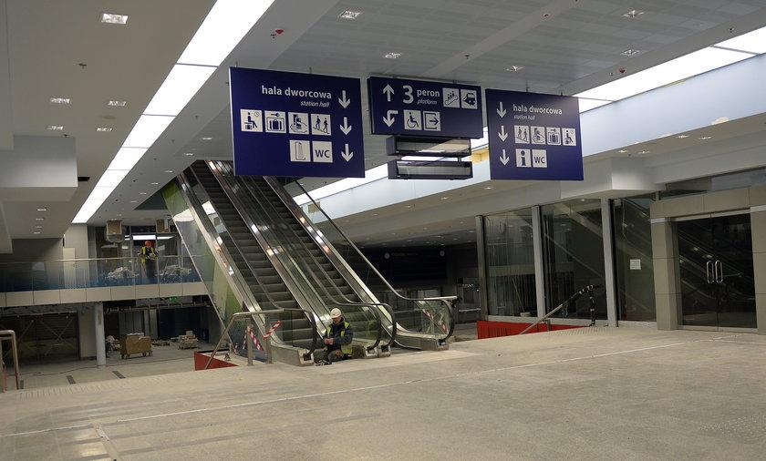 Taki będzie nowy dworzec.